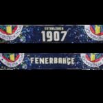 Fenerbahçe 1907 Yarım Logo Şal Atkı